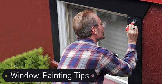 Tips And Tricks For Painting Your Windows