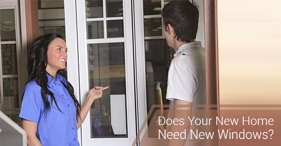 Moving Into A New Home How Do You Know If You Need New Windows