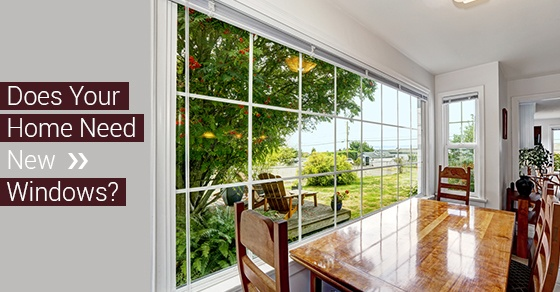 How To Tell If Your Home Needs New Windows