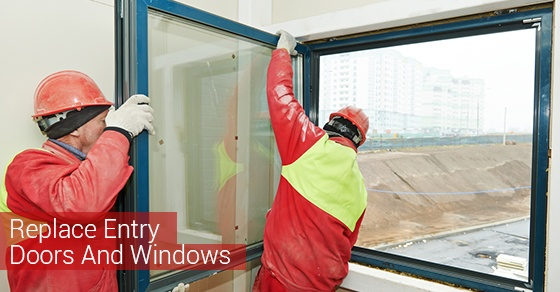 4 Reasons To Replace Entry Doors And Windows