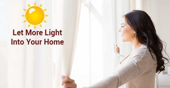 How To Let More Light Into Your Home