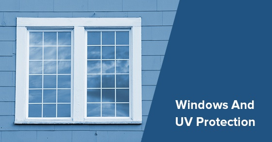 Are Windows UV Protected