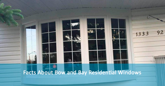 Are you considering bow and bay residential windows? Need some facts before you decide? Keep reading to find out all you need to know about these popular window designs.